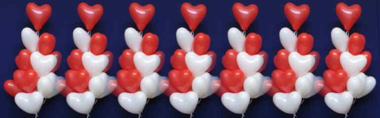 Luftballons für alle Gelegenheiten